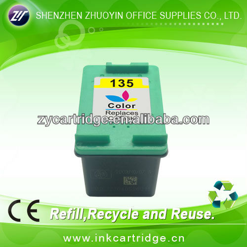 Quality guarantee ink cartridge for hp 135 (C8766H)