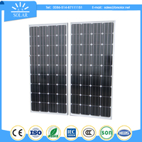 130W~150W flexible solar panel price