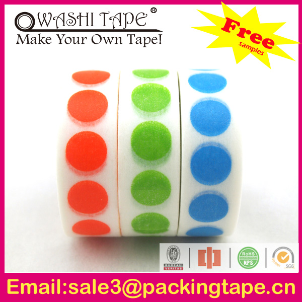 commercial construction decoration masking adhesive tape,handmade writable paper tape with free samples offer