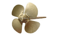 Manufacture Marine Bronze Propeller/ Ship Propeller/ Controllable Pitch Propeller (CPP)