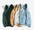 Winter Garment Dyed Pakistan Hooded Kangaroo Pockets Sweatshirts