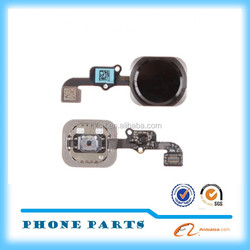 Wholesale phone parts home key flex cable for iPhone 6+ 5.5 made in China