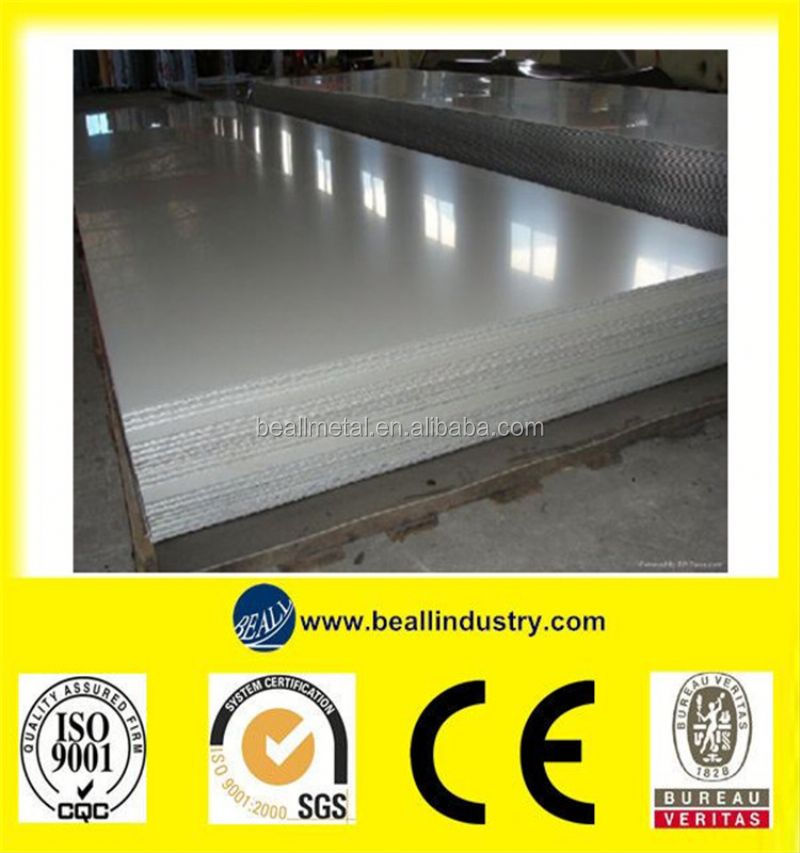 China Tisco hot rolled 310S stainless steel plate price per ton