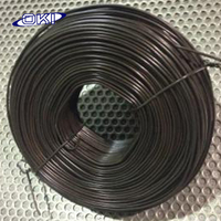 China Alibaba lawn iron 14 gauge black annealed wire black iron wire