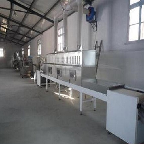 microwave sterilizer for kill eggs for grains to extend the shelf life