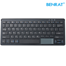 Best slim portable wireless touchpad bluetooth keyboard