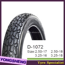 Good Quality motorcycle tire 2.75-21 2.75-19 2.50-16