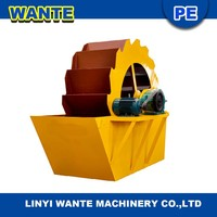 Wante high quality silica wheel sand washing machine, sand classifier