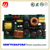 No.1 UC Quick Turn Custom-made Electronics SMT PCB Assembly Service From China