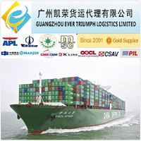 Container shipping, Sea freight forwarder from China to South Africa