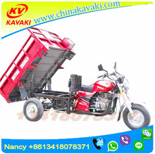 175cc locin water motor Approved Drum Brake Single Cylinder moto cargo tricycle