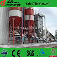 knauf paper faced plaster board/gypsum plasterboard machine line/ gypsum board production line Lvjoe