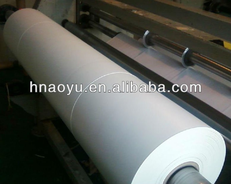 single or double side pe coated disposable paper