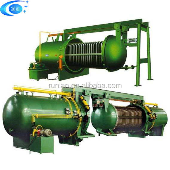 High efficiency automatic dreg discharging leaf filters horizontal plate filter