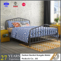 metal bed furniture for bedroom