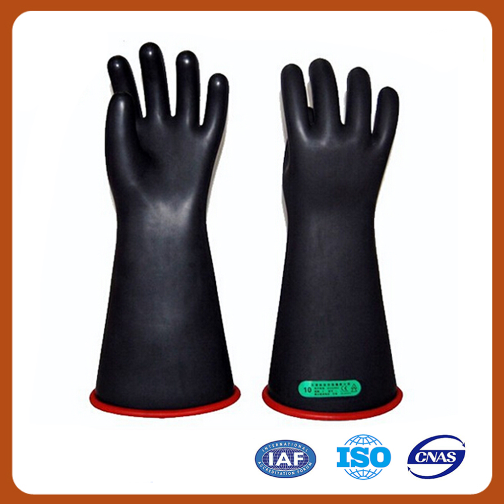 Anti-Slip Chemical Industrial Safety Resistance Insulated Gloves