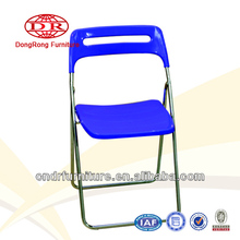 Modern Metal Furniture- portable plastic folding chair