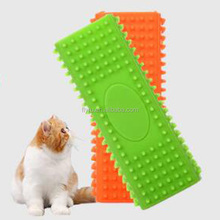 Factory directly Silicone Massage Bath Brush for <strong>Pet</strong>,Silicone Dog and Cat Bath Brush