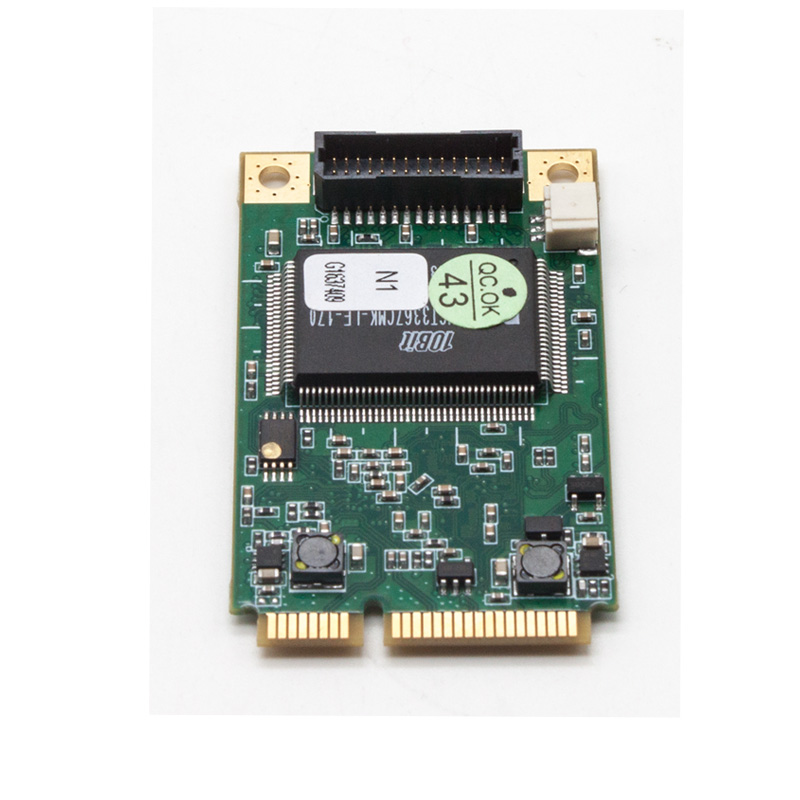 1ch PCIE HDMI/VGA mini H.264 live streaming webcasting broadcasting laptop video capture card