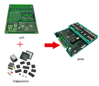 12 years PCB&PCBA factory SMT DIP bare pcb and electronic components assembly one-stop service