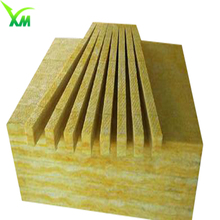 Heat insulation material glass wool board