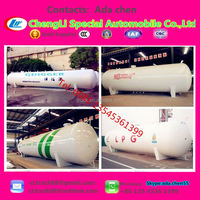 3500L to 120000L lpg buyer lpg delivery tank ASME lpg tank truck
