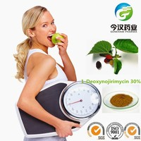 Best Sell Mulberry Extract 1-Deoxynojirimycin DNJ Natural Weight Loss Medicine