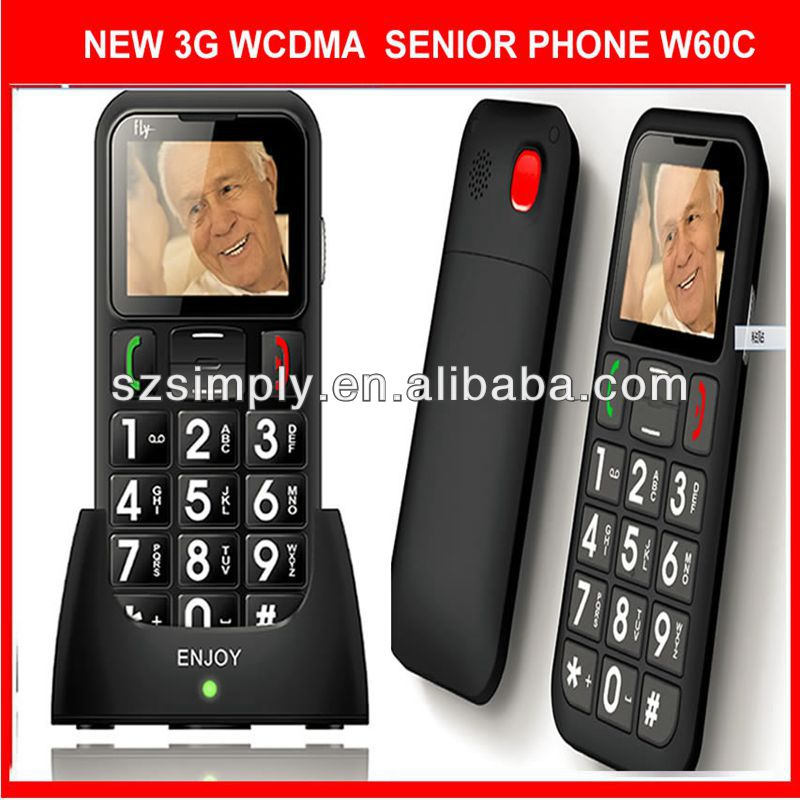 china 3g latest slim bar mobile phones BT. big button.video call