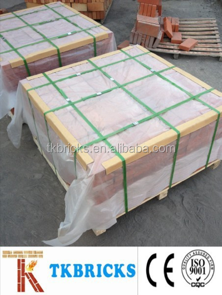 High Strength Low Price Square Brick, Landscape Brick, Clay Brick