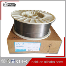 high 25 cr wear resistant surfacing co2 welding wire 1.2mm for fan blades