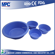 R130001 Customized deep medical bowl sterile surgical bowl in different size