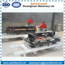 Precision Sliding Table Saw Circular Sawmill Timber Sawmill Machine