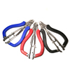 "5"" Two in One Combination Electrical Wire Stripper and Cutter fit 14-10 AWG"