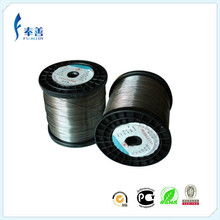 alloy cr20ni80 heating resistant wire 0.05 mm nichrome heating element wire flat