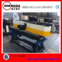 4-110mm corrugated pipe line