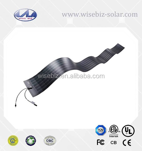 Hot sale flexible solar panel thin film 275W CIGS