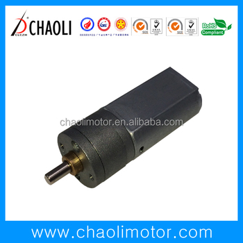 High torque low speed gear motor CL-G20-F180 for advertising equipment
