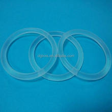 Transparent Food Grade Silicone Rubber O-Rings/Gaskets/Washer
