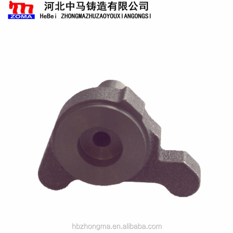 High quality industrial sewing machine parts grey cast iron castings.