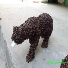 SJH010354 artificial grass animal artificial lawn animals artificial bear