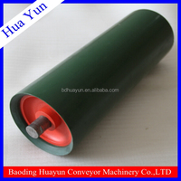 Teflon Conveyor Roller Used For Minerals