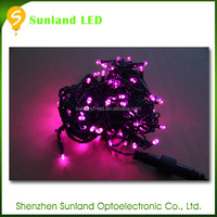 Attractive decoration LED Christmas meteor shower light/falling star led christmas lights new style led christmas angle