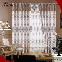 Classic sunscreen curtain fabric, dubai window curtain,brilliant drapes and curtains