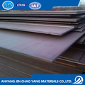 2016 Hot rolled WTST 52-3 corten steel plates price
