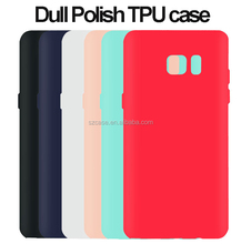 Jelly Soft Ultra Thin Dull Polish TPU Phone Cover Case for Samsung Galaxy J1 mini