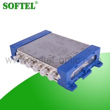 <Softel>Hot Sale 5 In 4 Out 950-2150MHz Satellite DiSEqC Switch