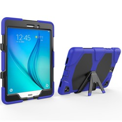 Silicone plastic protective Heavy Duty Case for Samsung Tablet Galaxy Tab A 9.7 T550
