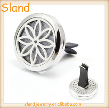 10 years manufacture experience supply steel Aromatherapy Vent Clip flavor car air freshener
