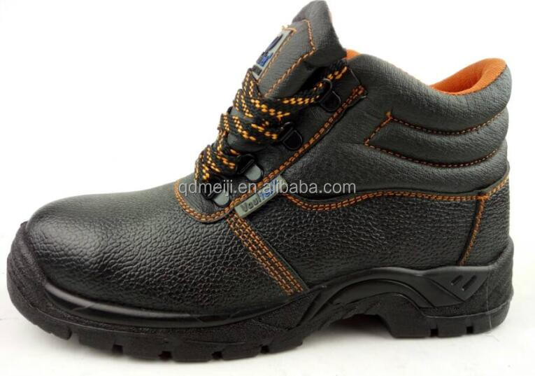 High-cut steel toe safety shoes workman safety shoes