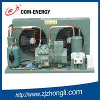 Air Cooled Or Water Cooled, Bitzer Cold Room Condensing Unit